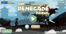 Sift Renegade Brawl: Menu