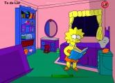 Simpsons Game: Gameplay Lisa Simpsons