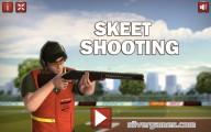 Skeet Shooting: Menu