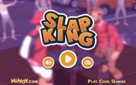Slap King: Menu