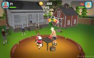 Slap King: Slapping In The Backyard