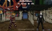 Slenderman And Killer Clown: Menu