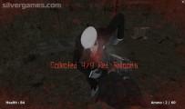Slenderman And Killer Clown: Fighting Clowns