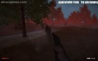 Slenderman Must Die: Survivors: Horror Scene Zombie Dark Shooting