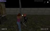 Slendrina Must Die: The Asylum: Gameplay Zombie Attack