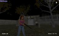 Slendrina Must Die: The Asylum: Shooting Woman Escape