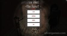 Slendrina Must Die: The Forest : Menu