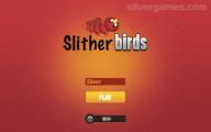 Slither Birds: Menu