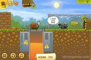 Snail Bob 2: Platform Point Click Gameplay
