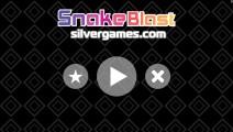 Snake Blast: Menu
