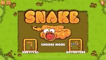 Snake: Menu