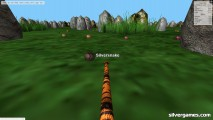 Snakes 3D: Screenshot