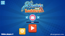 Snakes And Ladders Multiplayer: Menu