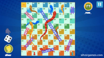 Snakes And Ladders Multiplayer: Gameplay Board Game