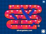 Snakes And Ladders: Alternate Board 2