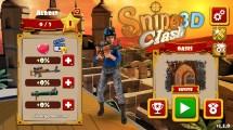 Sniper Clash 3D: Gameplay