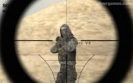 Sniper Strike: Sniper Aiming