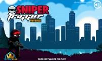 Sniper Trigger Revenge: Menu