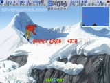 Snowboard Rush: Gameplay Driving Snowboard