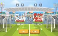 Soccer Physics 2: Menu