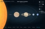 Solar System Simulator: Educational Game