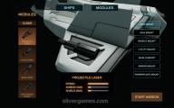Space Fighting Simulator: Upgrading Spaceship