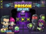 Space Prison Escape: Menu