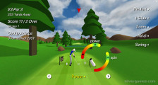Speedy Golf: Swinging Power And Spin