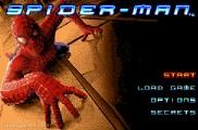 Spider Man 1&2: Menu