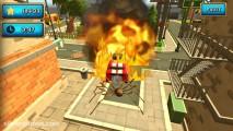 Spider Simulator: Car Fire Spider