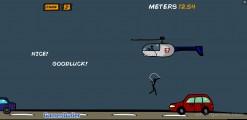 Spider Stickman 2: Gameplay Platform Spider Net