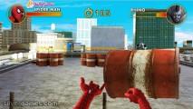 Spiderman: Spider Warrior: Gameplay