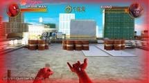 Spiderman: Spider Warrior: Point And Click