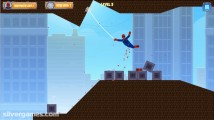 Spidey Swing: Screenshot