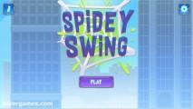 Spidey Swing: Swinging Game