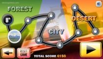 Sprint Club Nitro: Level Selection Racing