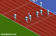 Sprinter Game: Running