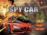 Spy Car: Menu