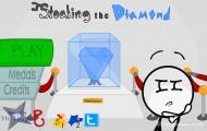 Stealing The Diamond: Menu