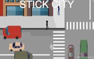 Stick City: Menu