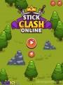 Stick Clash: Menu