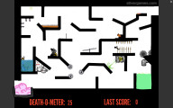 Stick Death Run 2: Gameplay