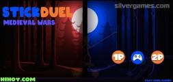 Stick Duel: Medieval Wars: Menu