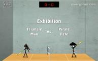 Stick Figure Badminton 3: Stickman