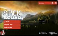 Stick Squad 2: Menu