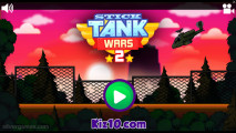 Stick Tank Wars 2: A Menu