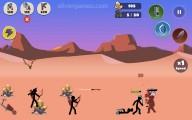 Stick War Legacy 2: Gameplay Attack Defense