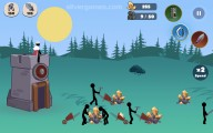 Stick War Legacy 2: Gameplay Attacking