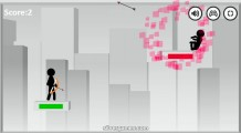 Stickman Archer: Fight