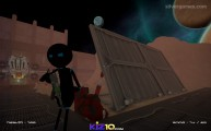 Stickman Armed Assassin Cold Space: Planet Shooting Gameplay